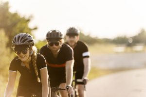 circulación ciclistas