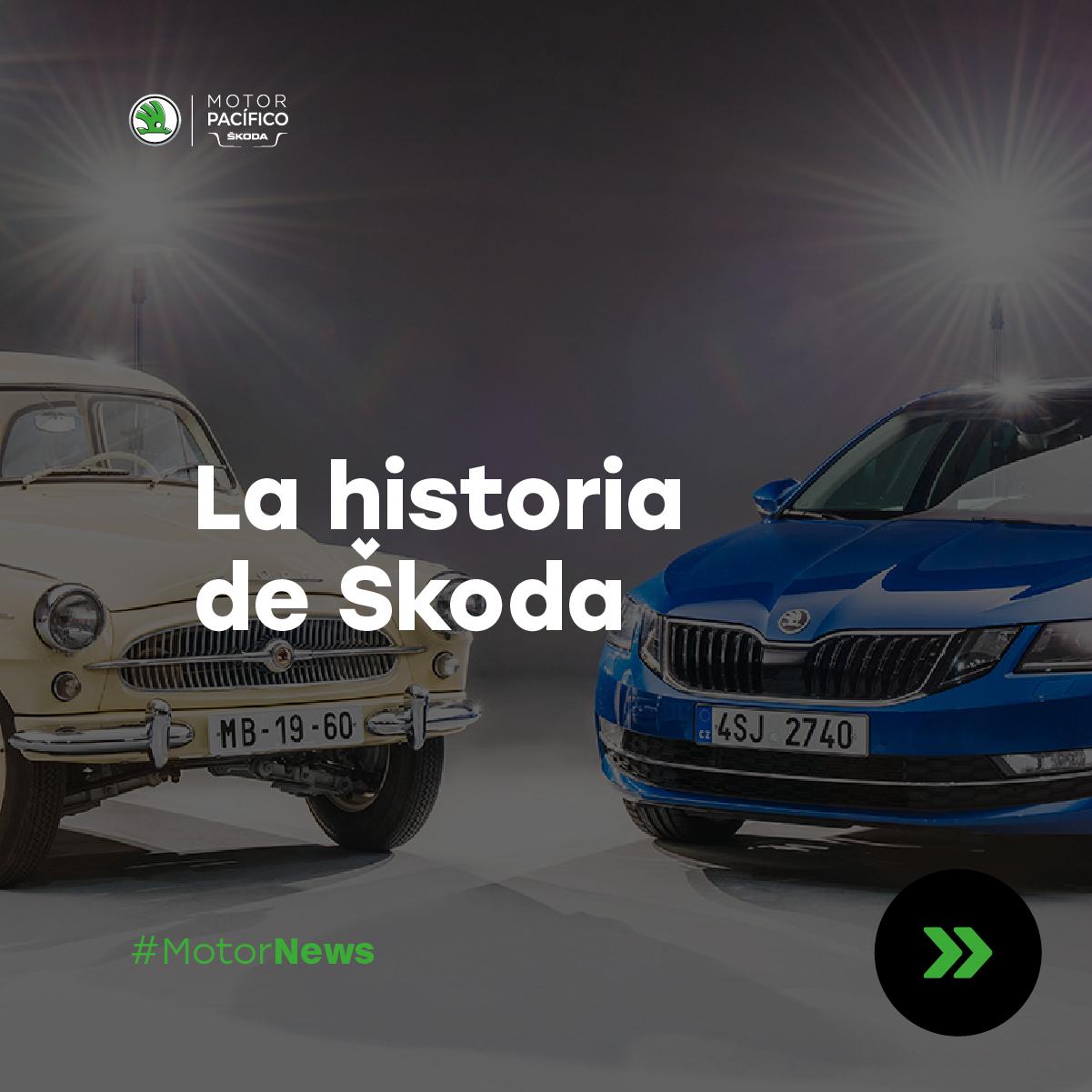 La historia de Skoda
